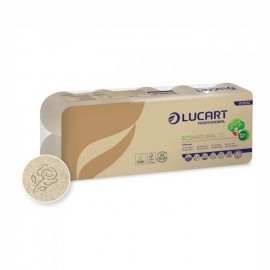 Lucart papier toaletowy Eco Natural 10